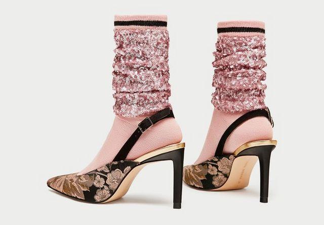 d6e0e844293f3 O los amas o los odias  los zapatos de Zara que han dividido al equipo de  Trendencias