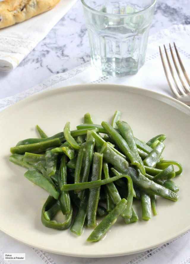Tus judías verdes no volverán a ser las mismas con esta receta ideal ...