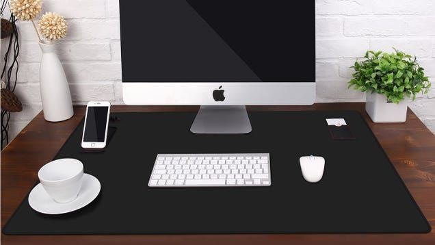 Why Don T They Just Make The Whole Desk Out Of Mouse Pad I M Sure You Ve Asked Yourself Countless Times Now Can Cover Nearly Six Square Feet