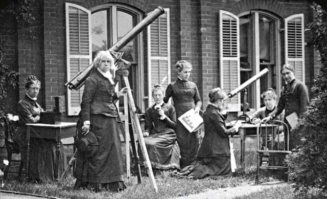 Trailblazing Astronomer Maria Mitchell on Science