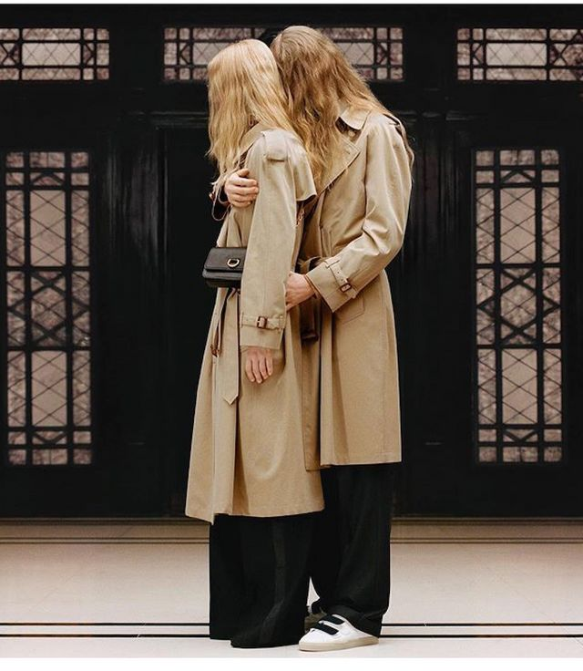 855f7c366cef Ok I m feeling this version of Burberry. Riccardo Tisci s 3.0 vision of  Burbs is youthful