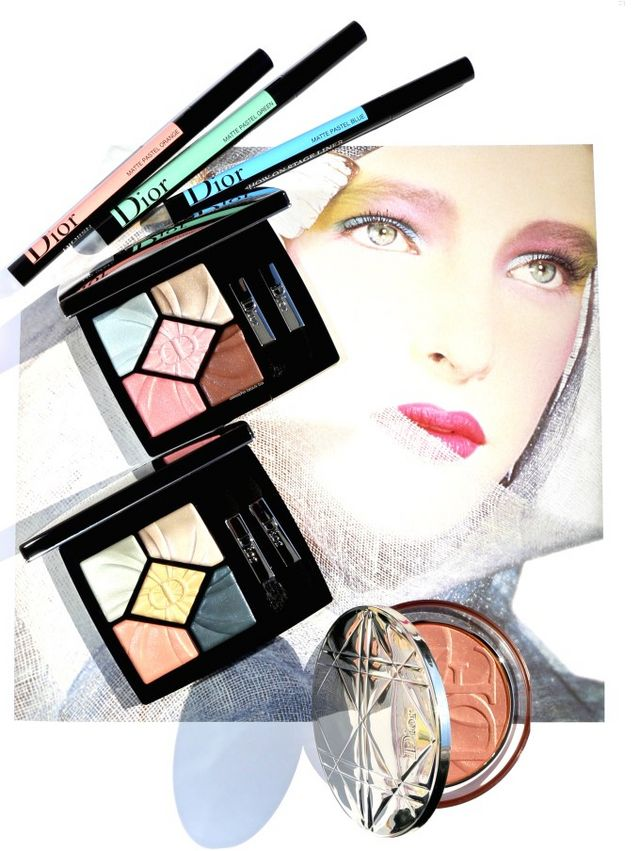 1869685b688 For Spring 2019, Peter Philips — Creative and Image Director for Dior  Makeup, has imagined a cotton candy world of light-hearted colour with the  new ...
