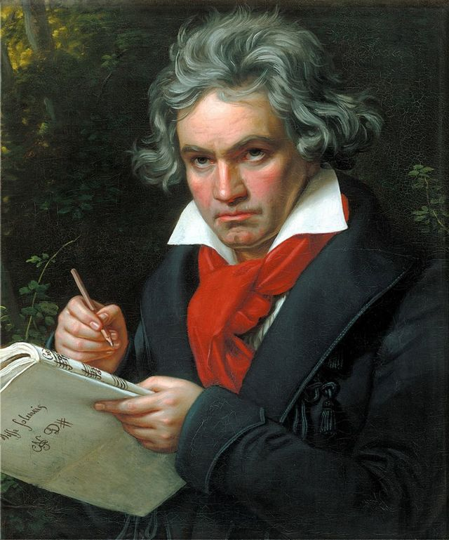Smart Antique Cast Iron Sculpture Composer Beethoven Quality And Quantity Assured Decorative Arts Antiques