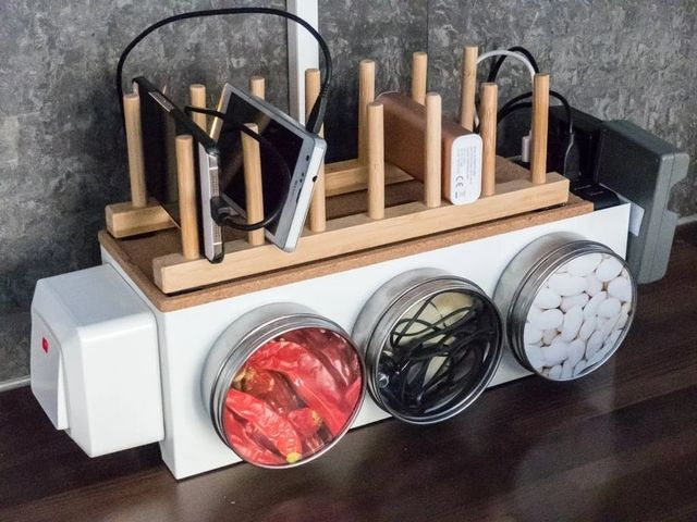 One Charging Station To Rule All Them All Ikea Hackers