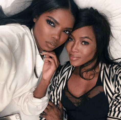 5 facts about naomi campbells daughter ryan destiny black girl a few days ago supermodel naomi campbell posted a selfie with a stunning young woman and captioned it my baby girl my daughter ryandestiny watch tonight malvernweather Images