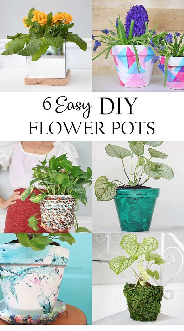 6 Easy DIY Flower Pots | Gina Michele | Bloglovin' Planters Natural Peanut Er Review on planters honey roasted, planters guy, planters peanutbutter, planters holiday pack, planters sunflower seeds, planters nutmobile, planters cashews, planters candy, planters nut bar, planters nut man, planters sunflower kernels, planters pecans, planters almonds, planters potato chips, planters mixed nuts, planters walnuts, planters crackers, planters brittle nut medley, planters holiday collection, planters logo,