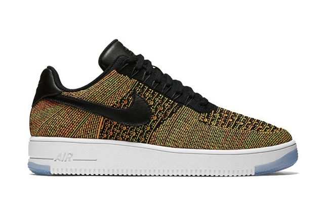 the best attitude d3903 655d2 Nike Introduces Another Multicolored Air Force 1 Ultra Flyknit