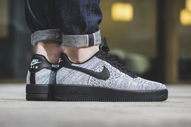 Nike's Air Force 1 Ultra Flyknit Low Gets A
