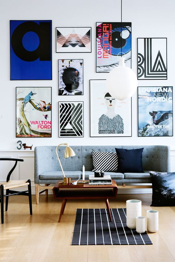 27f45ff2006eb2 HOME INSPIRATION   GALLERY WALL