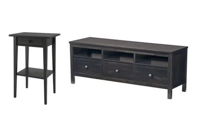 Stripped down these IKEA items and the results are fab