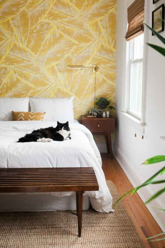 How to Make Mustard Yellow Work in Your Home Decor   Remodelaholic ...