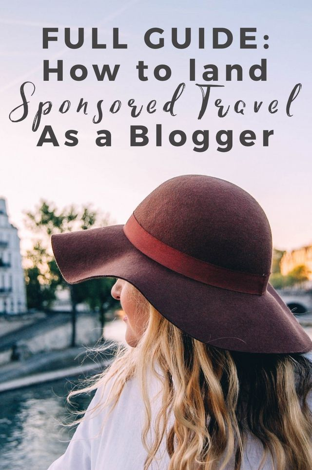 ad01e1eacde So I m going to break down how to land sponsored travel as a blogger. You  CAN get paid to travel. Here s how.