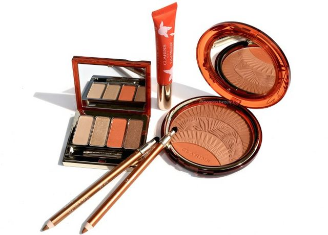 7399a8ba60 Clarins · Sunkissed Summer 2017 Collection | ommorphia beauty bar ...