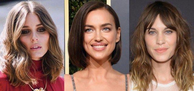 Tendenze capelli medi 2019 💁🏻 ♀ 5 hairstyle più glam da cui ... c213cccf2b2a
