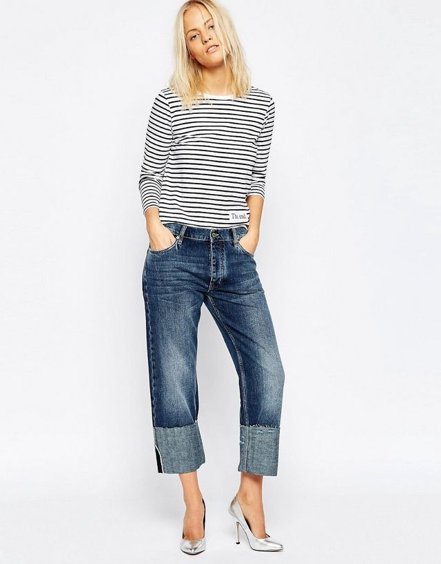 d4c20697ada09 MiH Phoebe Turn Up Jeans were £225 now £90 Size down.