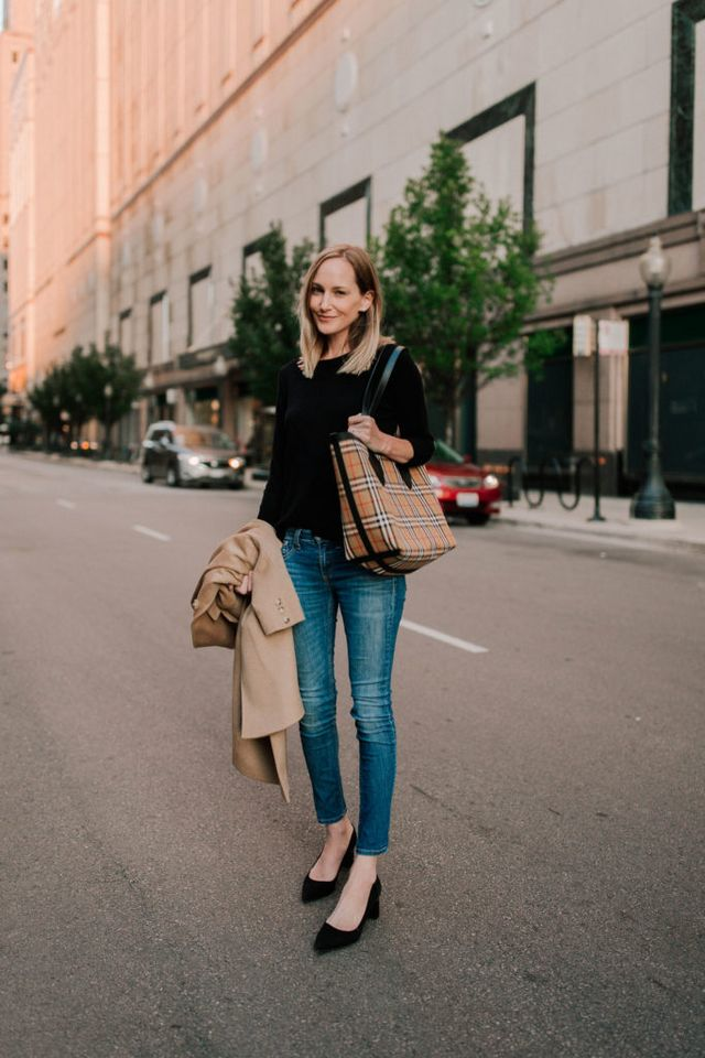 09cf825013f7 The First Fall Outfit Post | Kelly in the City | Bloglovin'