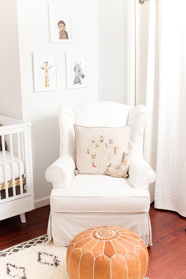 Home Makeover A Safari Chic Nursery Lauren Conrad