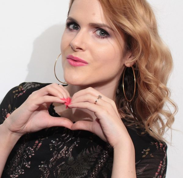 Guerlain Kisskiss Lovelove Valentins Look Mackarrie Beauty Style