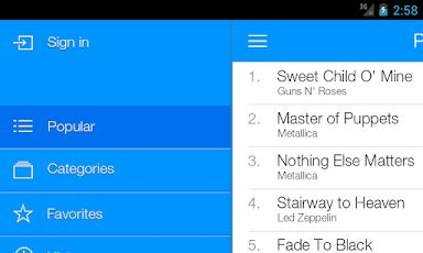 Songsterr Guitar Tabs & Chords 1 7 1 Android app | FeJe - Where the