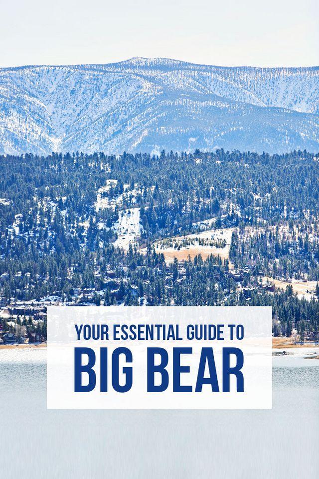 7 Popular Things to Do in Big Bear Lake California  47ec9a68be95