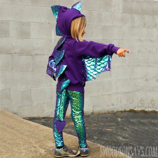 Diy Dragon Costume Craft Gawker Bloglovin