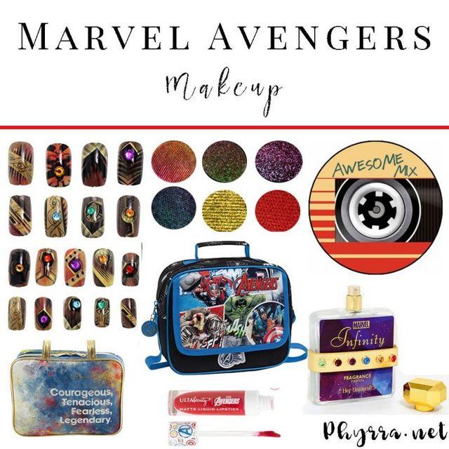 2354d3a1e Marvel Avengers Makeup | Phyrra | Bloglovin'