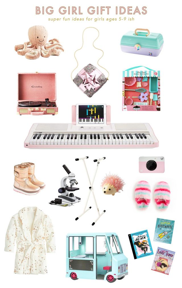 Christmas Gift Ideas for Big Girls (ages 5 – 9)  b0d69682a
