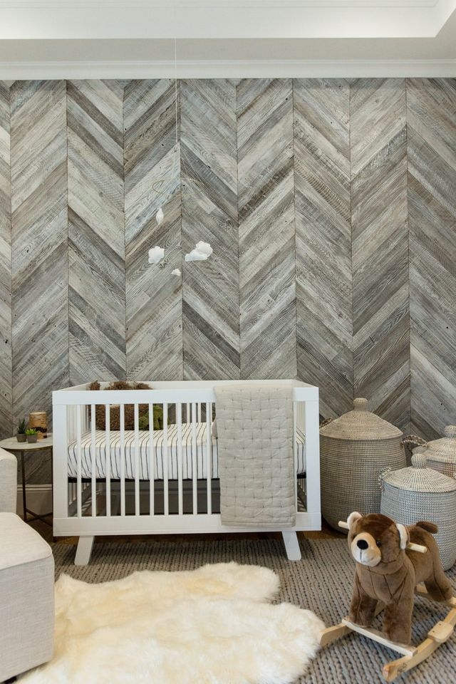 Diy Herringbone Wood Wall Mr Kate Bloglovin