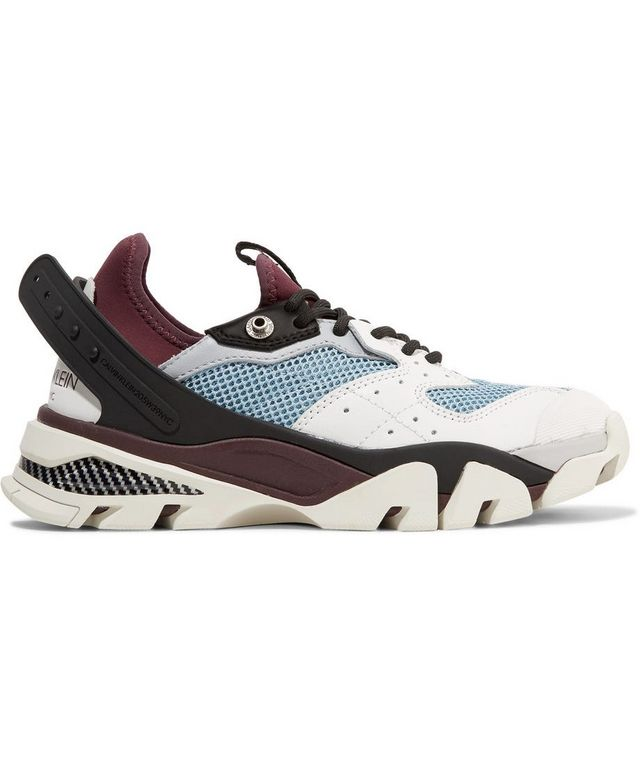 reputable site 208a3 a9554 The hype  The first Calvin Klein 205W39NYC label sneakers under Chief  Creative Officer, Raf Simons has some serious Raf x adidas Response Trail  Runner 2 ...