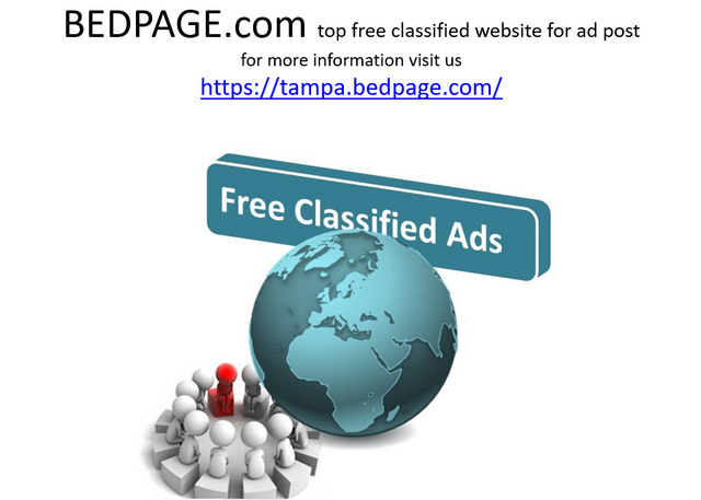 Free classified site in Tampa Free directory sites in tampa