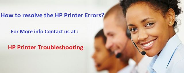 How to resolve the HP Printer Errors? | Posts by charles watson