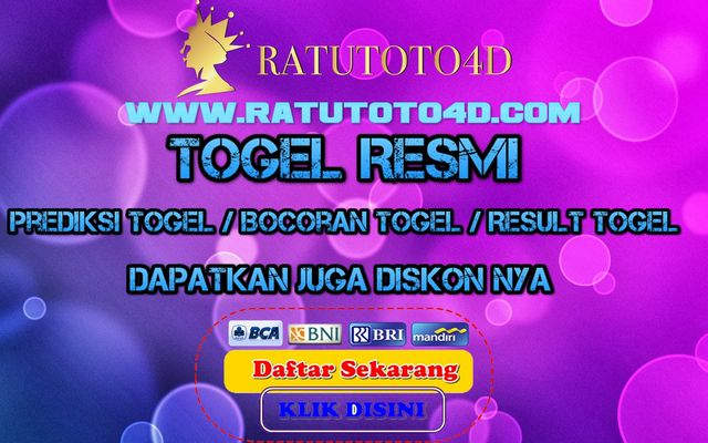 Togel Online Togel Hongkong Togel Singapore Totobet Ratutotod
