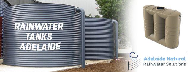Rain Water Tanks Adelaide