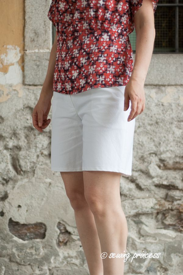 61a0f96111 Sewing for the beach: Named Alpi Chino Shorts   Sewing Princess ...