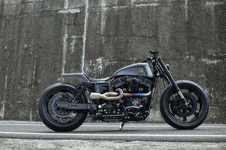 Bike Exif Daily Update Rough Crafts Harley Dyna